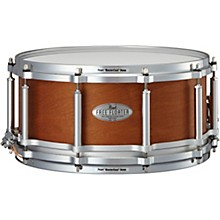 Open BoxPearl Free Floating Mahogany/Maple Snare Drum