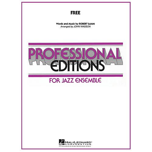 Hal Leonard Free Jazz Band Level 5 Arranged by John Wasson