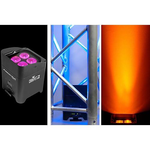 CHAUVET DJ Freedom Par Hex-4 Battery-Powered LED Wash/Black Light