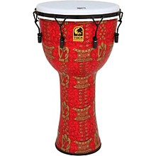 Freestyle II Mechanically-Tuned Djembe with Bag 14 in. Thinker