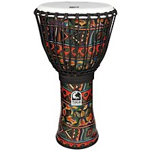 Freestyle II Rope-Tuned Djembe 12 in. African Dance