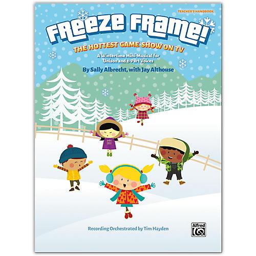 Alfred Freeze Frame!