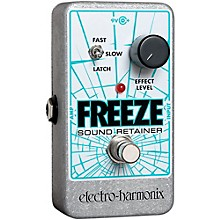 Open BoxElectro-Harmonix Freeze Sound Retainer Compression Guitar Effects Pedal
