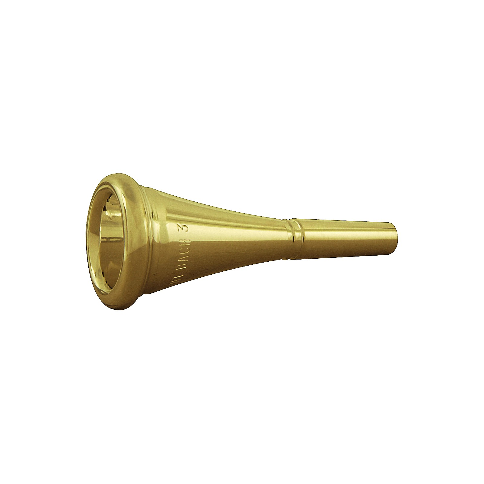 Bach French Horn Mouthpieces in Gold
