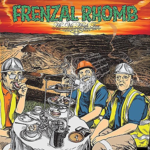 Alliance Frenzal Rhomb - Hi Vis High Tea