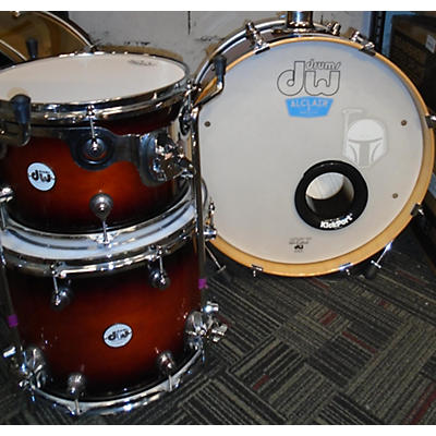 DW Frequent Flyer Drum Kit