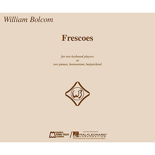 Edward B. Marks Music Company Frescoes E.B. Marks Series Softcover