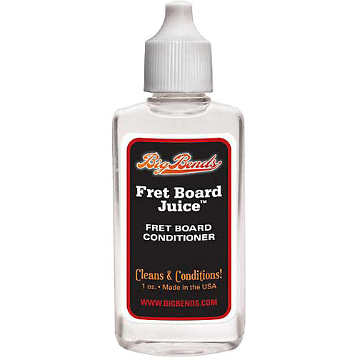 Big Bends Fret Board Juice Fret Board Conditioner