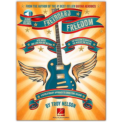 Hal Leonard Fretboard Freedom (Book/Online Audio)