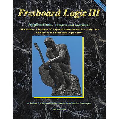 Bill Edwards Publishing Fretboard Logic 3 Applications Book