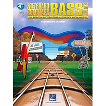 Hal Leonard Fretboard Roadmaps - Bass - The Essential Patterns That All the Pros Know and Use (Book/CD)