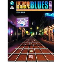 Hal Leonard Fretboard Roadmaps - Blues Guitar Book/Online Audio