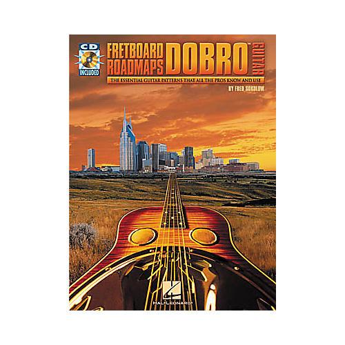 Hal Leonard Fretboard Roadmaps Dobro (Book/CD)