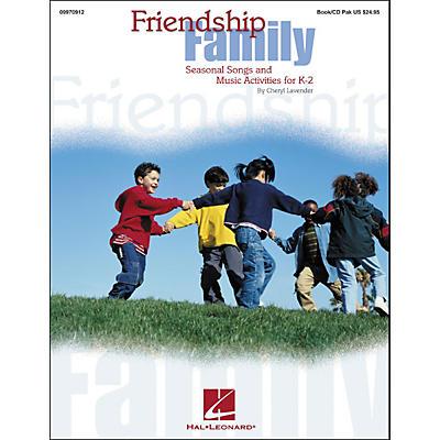 Hal Leonard Friendship Family