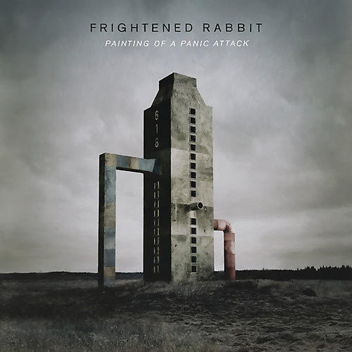 Alliance Frightened Rabbit - Painting of a Panic Attack