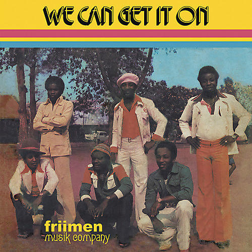 Alliance Friimen Musik Company - We Can Get It On