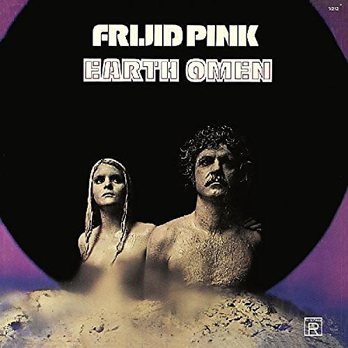 Alliance Frijid Pink - Earth Omen