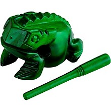 Frog Guiro Green Large
