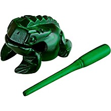 Frog Guiro Green Small