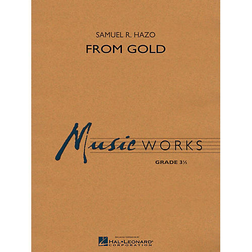 Hal Leonard From Gold Concert Band Level 3