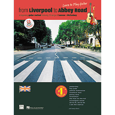 Alfred From Liverpool to Abbey Road (Book/CD)