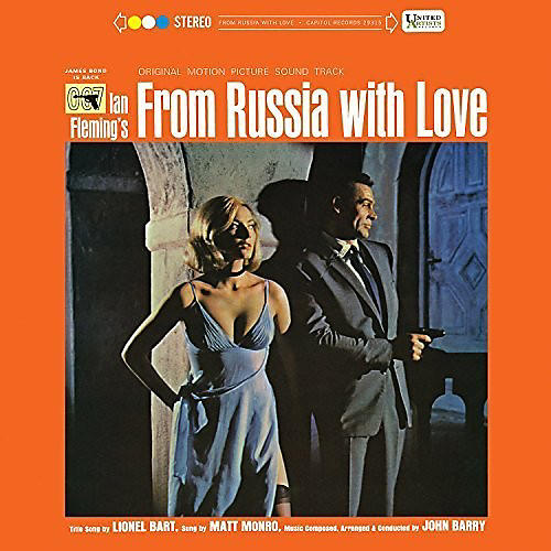 Alliance From Russia with Love (Original Soundtrack)