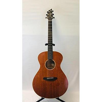 Breedlove Frontier Concert E Mahogany Acoustic Electric Guitar