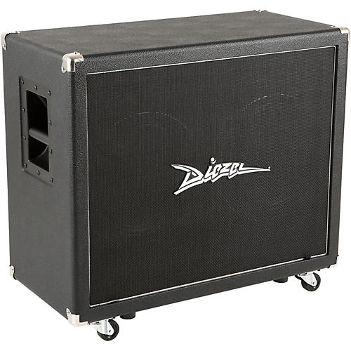 diezel frontloaded 100w 2x12 guitar speaker cabinet musician 39 s friend. Black Bedroom Furniture Sets. Home Design Ideas