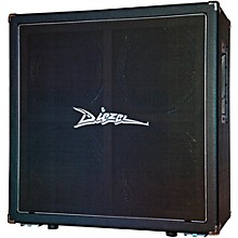 Open Box Diezel Frontloaded 240W 4x12 Guitar Speaker Cabinet