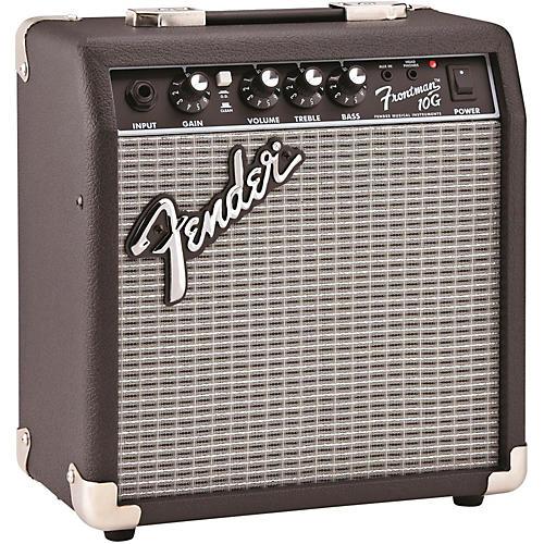 Fender Frontman 10G 10W Guitar Combo Amp Condition 1 - Mint Black