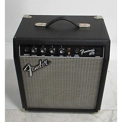 Fender Frontman 15 Bass Combo Amp