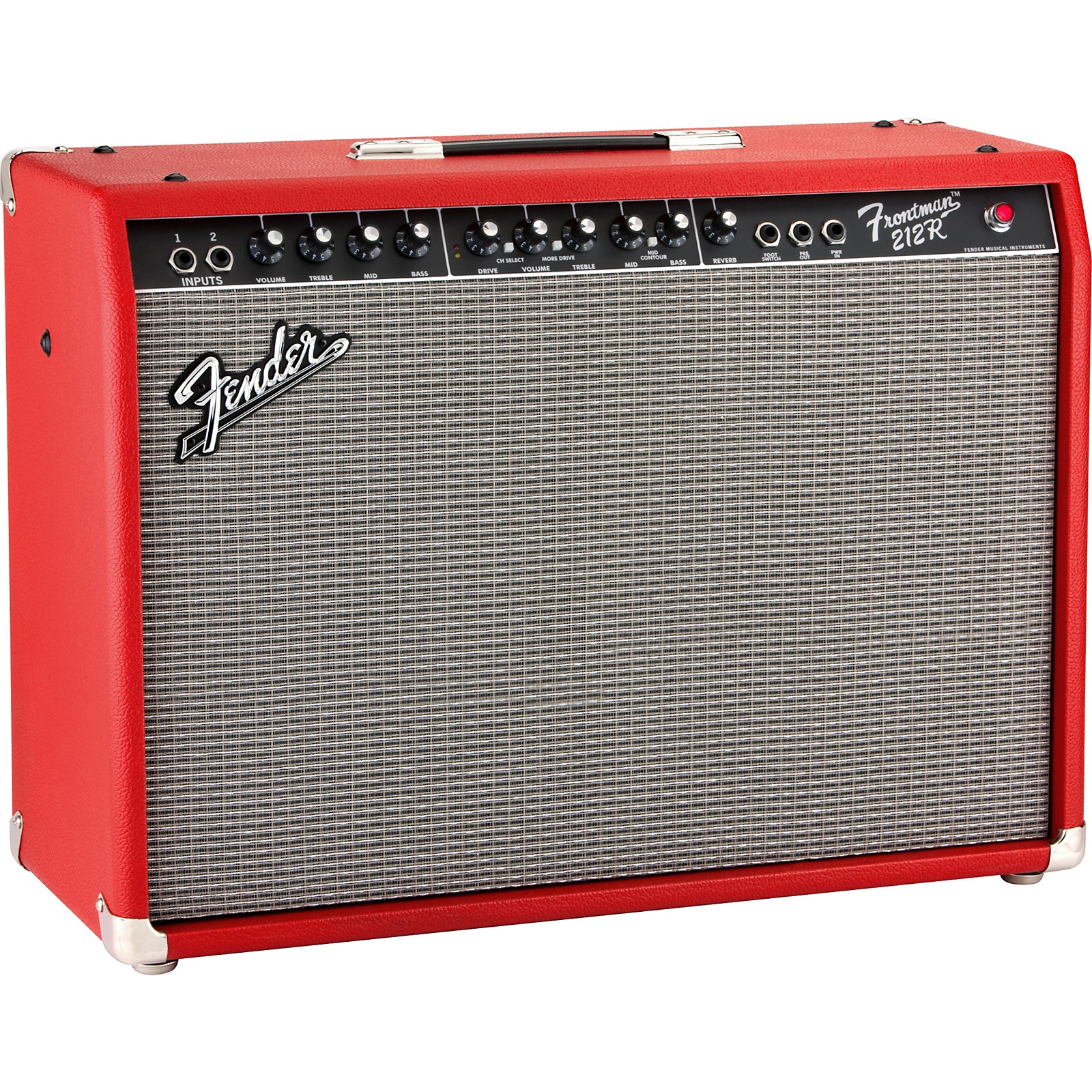 Fender Frontman 212R FSR Limited Edition Red 100W 2x12 Guitar Combo Amp