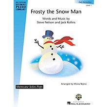 Hal Leonard Frosty the Snow Man Piano Library Series (Level Early Elem)