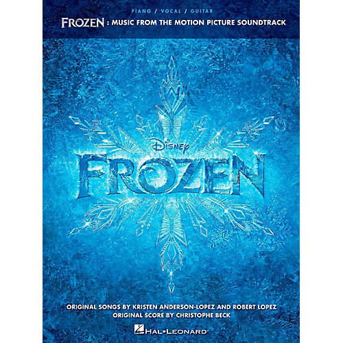 Hal Leonard Frozen - Music From The Motion Picture Soundtrack for Piano/Vocal/Guitar