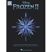 Hal Leonard Frozen 2 - Music from the Motion Picture Soundtrack Easy Guitar Songbook