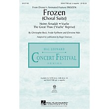 Hal Leonard Frozen (Choral Suite) SSAATTBB composed by Christophe Beck