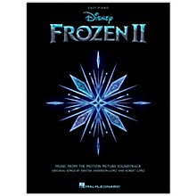 Hal Leonard Frozen II - Music from the Motion Picture Soundtrack Easy Piano Songbook