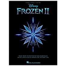 Hal Leonard Frozen II - Music from the Motion Picture Soundtrack Piano/Vocal/Guitar Songbook