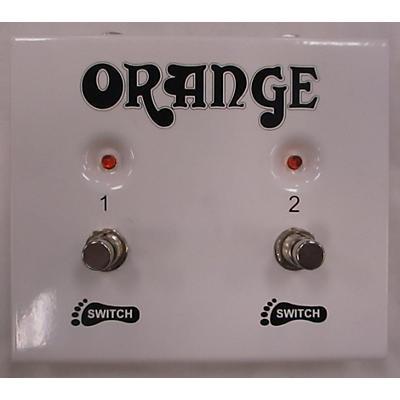 Orange Amplifiers Fs2 Pedal
