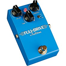 Open Box Fulltone Full-Drive1 Overdrive Effects Pedal