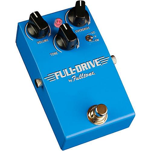 Fulltone Full-Drive1 Overdrive Effects Pedal