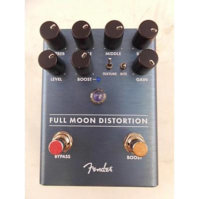Fender Full Moon Effect Pedal