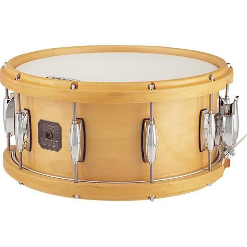 Gretsch Drums Full Range Maple Snare Drum with Wood Hoop