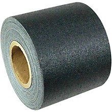 Full Roll Gaffers Tape 2 In x 45 Yards Basic Colors Black