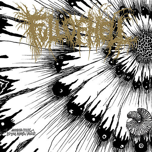 Alliance Full of Hell - Amber Mote In The Black Vault (Gold Vinyl)