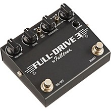 Open Box Fulltone FullDrive 3 Overdrive Guitar Effects Pedal