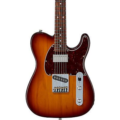 G&L Fullerton Deluxe ASAT Classic Bluesboy Electric Guitar Caribbean Rosewood Fingerboard