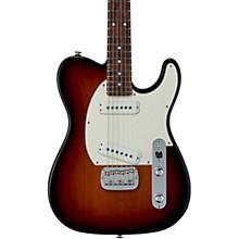 Fullerton Deluxe ASAT Special Caribbean Rosewood Fingerboard Electric Guitar 3-Tone Sunburst
