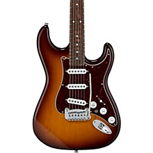 Fullerton Deluxe S-500 Caribbean Rosewood Fingerboard Electric Guitar Old School Tobacco