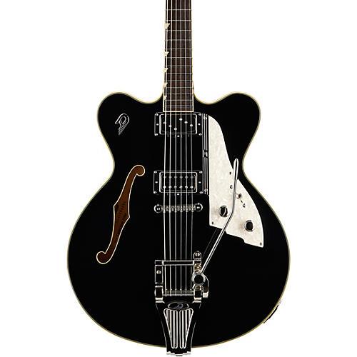 Duesenberg USA Fullerton Elite Electric Guitar Black
